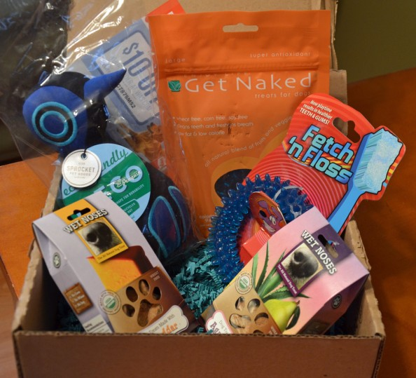 Feb bark box